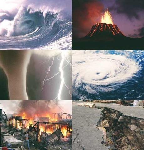 Effect Of Natural Calamities On Human Life