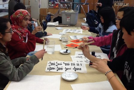 Club Spotlight: Inked Calligraphy Club
