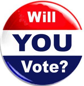 Irvington students on voting