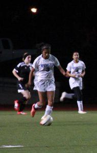 Irvington's varsity girls' soccer falls short against Kennedy
