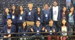 Class of 2015 raises more than $500 at Warriors Game