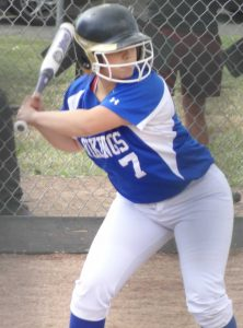 Irvington Girls Softball dominates Mission in the final game of the season