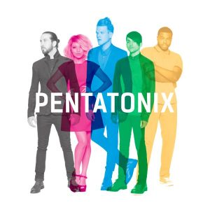 Pentatonix's new album cover. (Photo: Pentatonix)