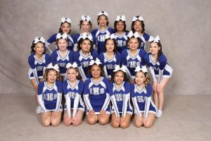 IHS Cheer competes at second regionals