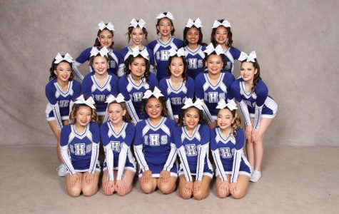 Irvington cheer leading succeeds at nationals