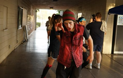 Zombie Run scares Irvington into being fit