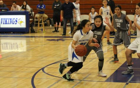 Girls' basketball defeats Kennedy at senior night