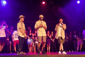 Mr. IHS dazzles Irvington