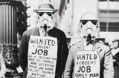 The Stormtroopers' Plight