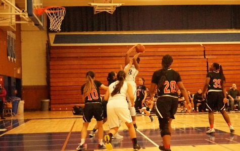 Girls' Basketball overpowered by Logan