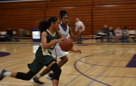 Girls' Basketball faces off against Moreau
