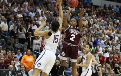 North Carolina (M) Mississippi State (W) conquer March Madness