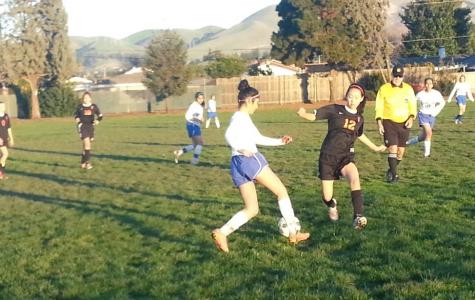 JV Soccer Earns Narrow Victory Over Washington
