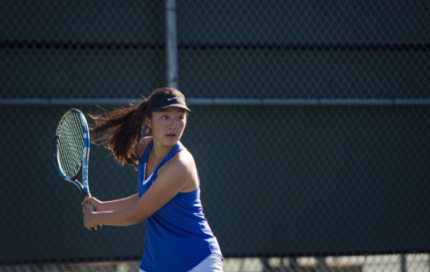 Girls' Tennis Season Ends With A Racquet