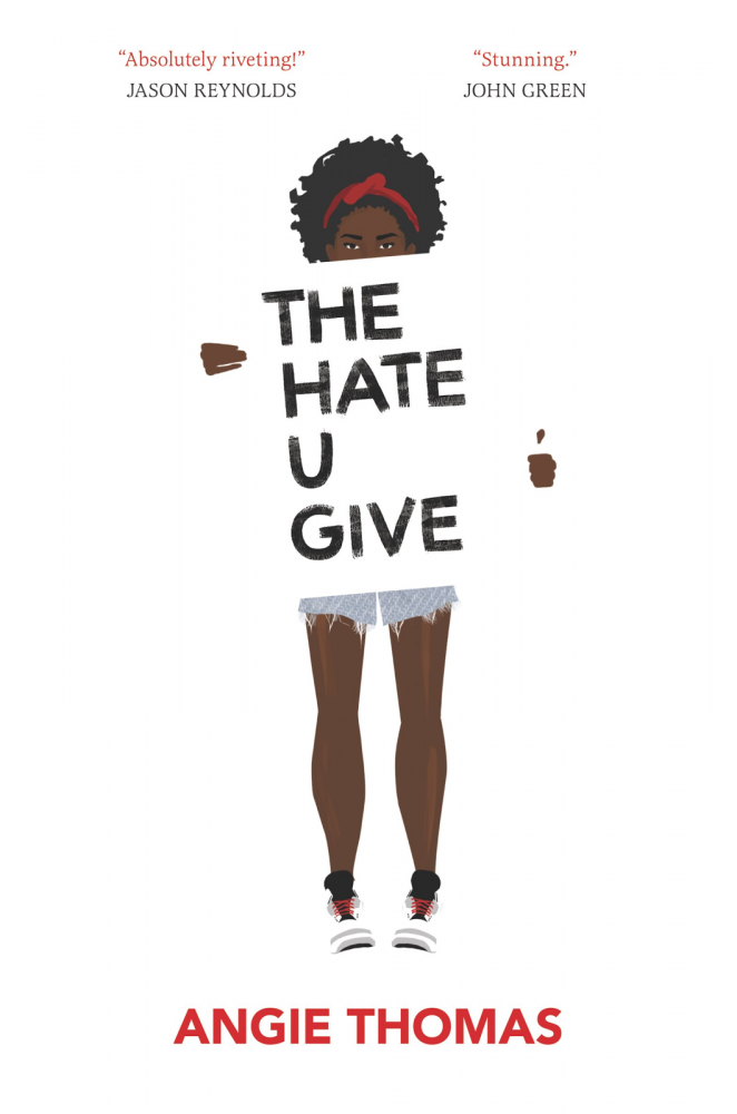 THUG is an acronym for the title The Hate U Give, inspired by the late rapper Tupac.