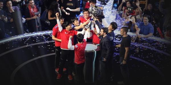 League of Legends: New Sport that is Upping its Game