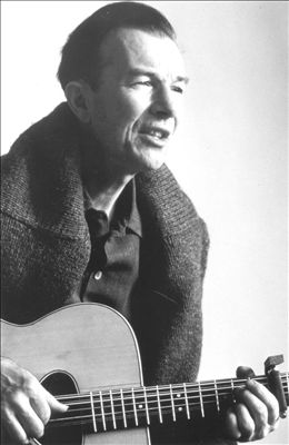 Pete Seeger became renown for his unique string-style of music.