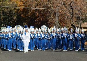 IHS Santa Cruz Band Review 2013