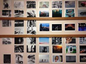 A collection of photos, taken and set up, by Ms. Burton's photo 1 and 2 students.