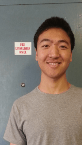 Student Spotlight: William Ray Duan