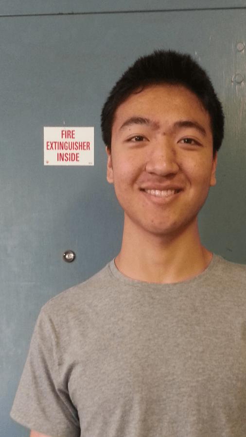 Student Spotlight: William Ray Duan