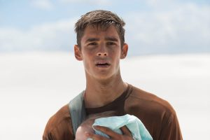 Brenton Thwaits is fast becoming the next heartthrob, but he lacks the skills needed to portray Jonas.