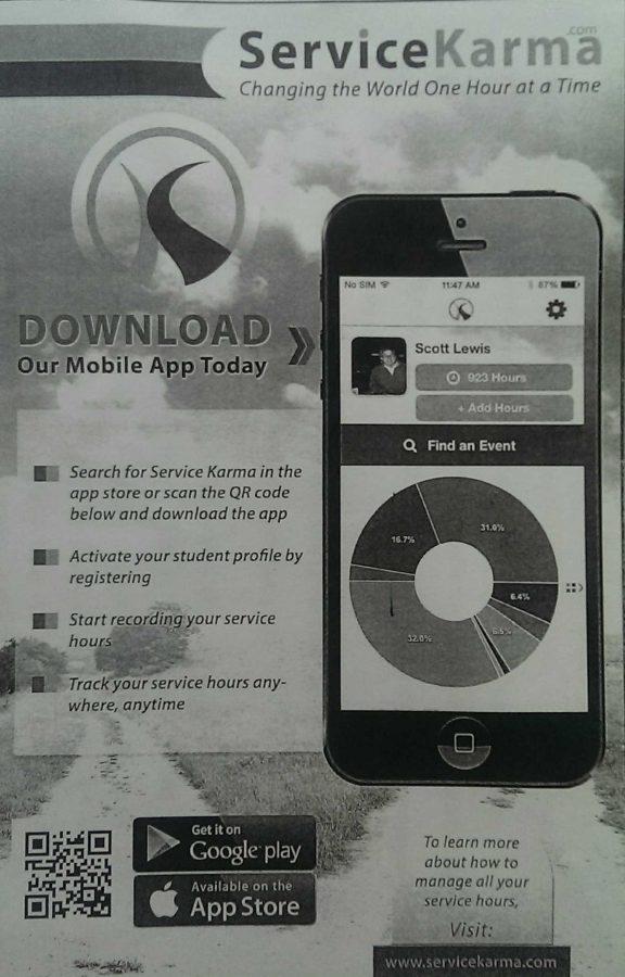 Servicekarma mobile app