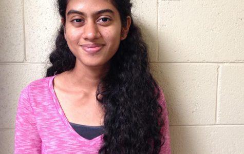 Arya Sureshbabu//Opinions Editor