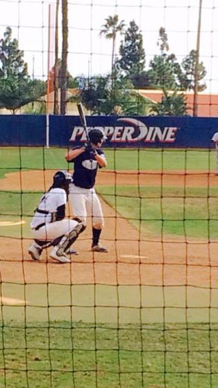 Jacob Doty Recruited for Baseball at Pepperdine