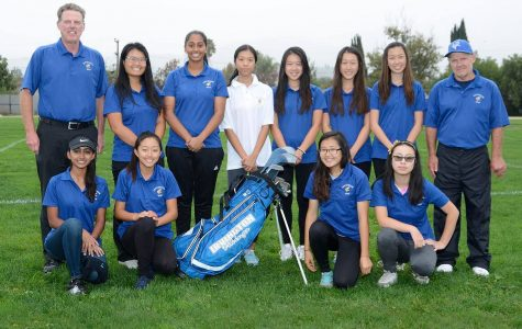 Irvington putts forth first girls' golf team