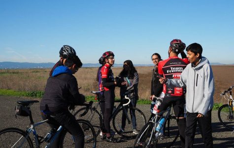 Cycling Club and Girl Up Host Charity Event Together
