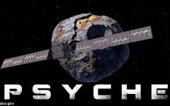 NASA's Psyche mission is set to launch in 2023.
