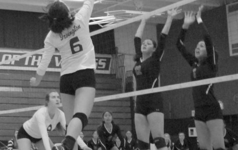 Girls' Volleyball Falls Short