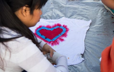 All we need is love (and tie-dye t-shirts)