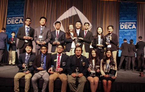 Irvington DECA dominates at State Career Development Conference