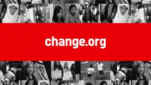 "Change.org boasts of giving power to the people, but exaggerates it's capabilties in the vast majority of cases, resulting in the trivialization of important issues and the promotion of a ""slacktivism"" culture."