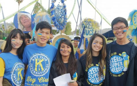 Key Club FRN shows the immense spirit members have for the club
