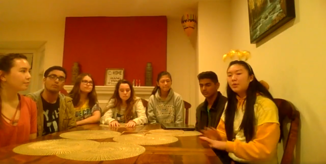 The+ASB+first+round+candidates+for+president+and+vice+president+came+together+to+create+a+1.5+hour+live+stream%2C+addressing+questions+the+student+body+commented+on+their+video.