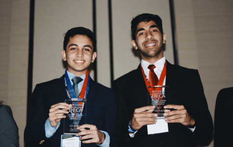Irvington's DECA wins big at Norcal Conference