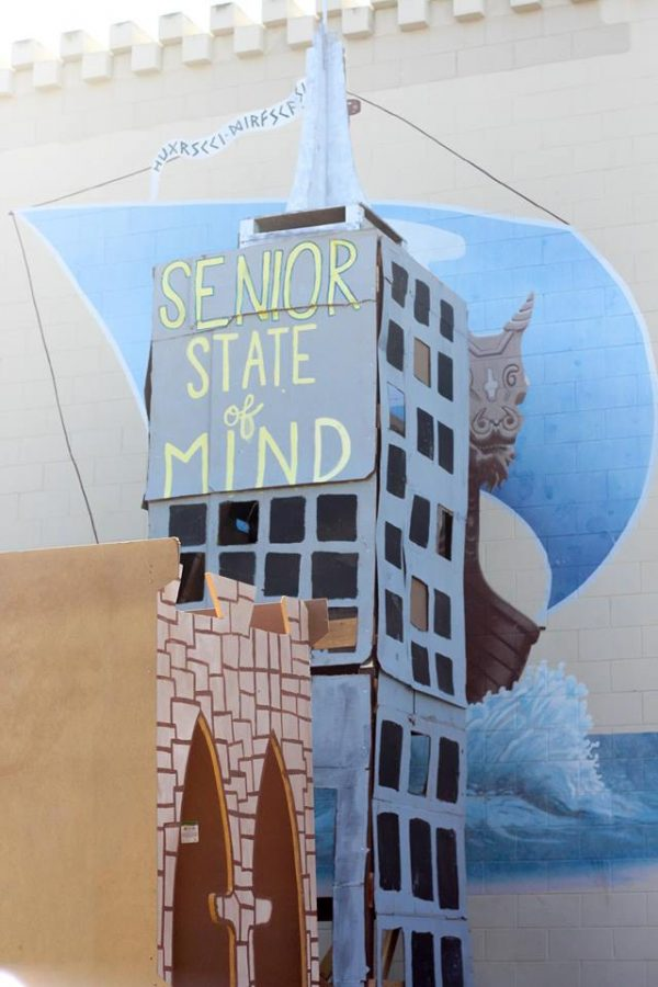 The Myth Against Senior Spirit