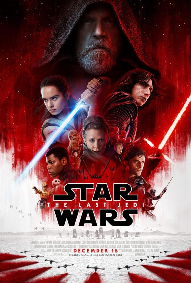 Star Wars: The Last Jedi's new features and effects brought a new experience to the audience and will serve very well for the final installment.