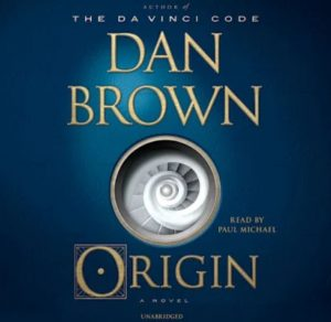 Origin follows the journey of Robert Langdon and his journey in Bilbao, Spain