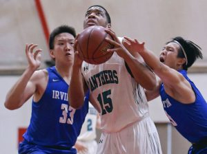 Boys' basketball bounces back with strong win against Kennedy