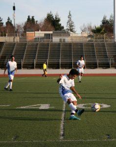 Girls' Soccer fights hard against Kennedy