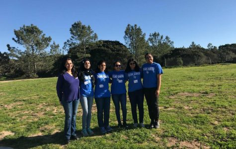 Earth Science Club gets a Good Dose of Vitamin Sea at the Sea Lion Bowl