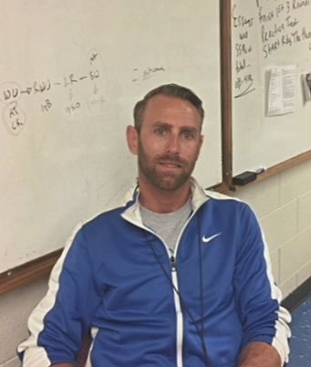 Mr. Jones, a PE teacher at Irvington, talks about a time where he overcame failure to succeed.