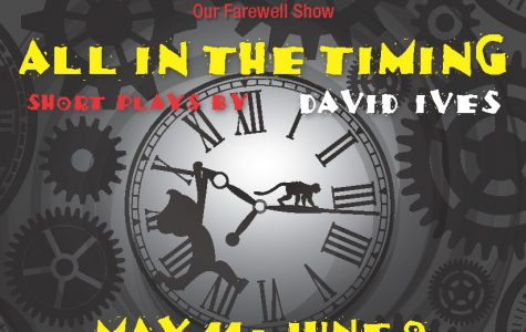"Broadway West Says Goodbye with ""All in the Timing"""