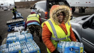 Flint taken over by corporations