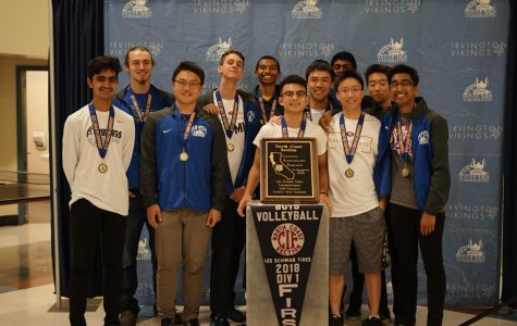 The Underdogs: Boys' Varsity NCS Volleyball Championship Victory