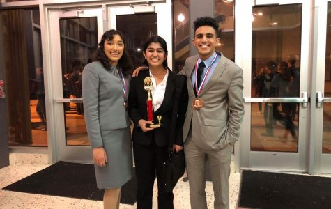 Speech Team Wins Big at Martin Luther King Jr. Invitational Tournament